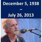 Venerable J.J. Cale; padre de Eric Clapton, tío de Mark Knopfler, amigo de todos..