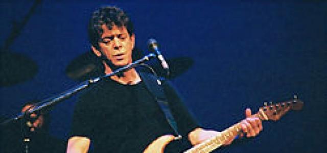 """Lou Reed, el tipo que se paseó por el lado salvaje de la vida.. (""""Walk on the wilde side"""")"""