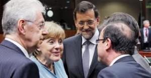 lideres europeos