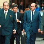 futbol, indultos y presidentes; Enrique Cerezo (o es melón?), defensor Del Nido (de mangantes); pura vergüenza ajena…