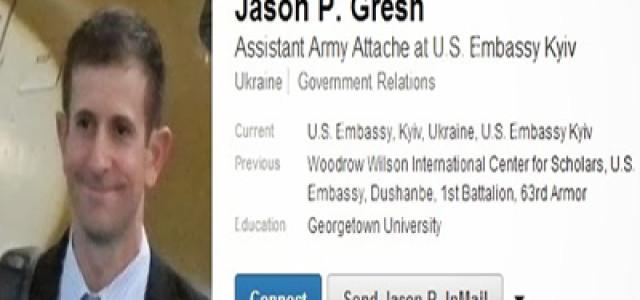 El falsimedio occidental, arma sofisticada del IV Reich Imperio USA, combate con éxito la realidad en Ucrania, aunque a veces aparecen los malvados hackers…