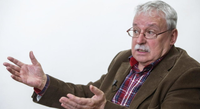 """Joaquín Leguina: el socialista """"consultivo"""" que se lo llevaba crudo, o el por qué el PSOE está donde está…"""