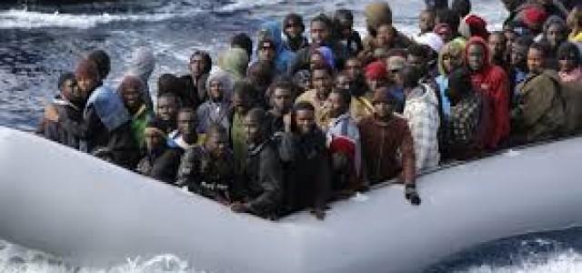 Dios no creó las fronteras; las hicieron sus adoradores y los gobernantes de la UE lo acabaron de joder…