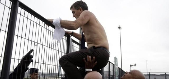 Políticamente incorrecto, pero justicia poética; el día que los directivos de Air France emularon a Usain Bolt…