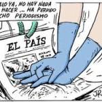 EL PAIS, diario lobbista global; delirio militante al servicio de la CIA condena a Putin y Messi y oculta a Pilar de Borbón, Cañete y Pedro almódovar…
